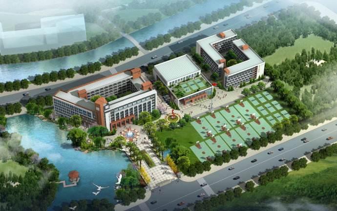 惠州工程技术学校(小金口)校区
