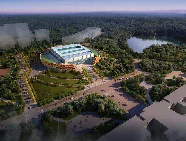 北京理工大学珠海学院体育文化综合馆